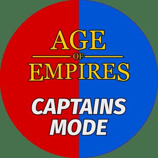 AoE2 Captains Mode